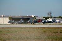 Palm Beach County Park Airport (LNA) - Grumman OV-1D's at Palm Beach County Park Airport, Lantana, FL - by scotch-canadian