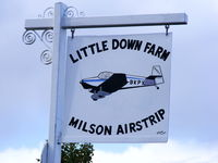X3CU Airport - Milson Airstrip, Little Down Farm, Worcestershire - by Chris Hall