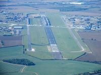 RAF Alconbury - RAF Alconbury, now disused. - by Ashley Flynn