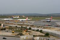 Vienna International Airport, Vienna Austria (LOWW) - works for the railway tunnel on airport - by Loetsch Andreas