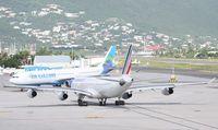 Princess Juliana International Airport, Philipsburg, Sint Maarten Netherlands Antilles (TNCM) - Big Boys at TNCM - by Daniel Jef