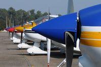 Bordeaux Leognan saucats Airport, Bordeaux France (LFCS) - sur le parking - by Jean Goubet-FRENCHSKY
