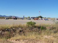 Benson Municipal Airport (E95) - 1952 Douglas SUPER R4D-8 - by Sgt_Eagar