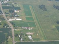 Chapman Memorial Field Airport (6CM) - Looking west - by Bob Simmermon