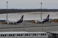 Vienna International Airport, Vienna Austria (VIE) - Diverted as BUD was closed d/t weather - by P. Radosta - www.austrianwings.info