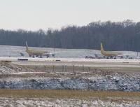 Cincinnati/northern Kentucky International Airport (CVG) - DHL DC-8-60 - by Florida Metal