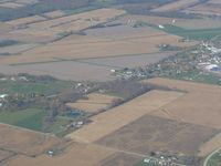 NONE Airport - Uncarted airfield on the west side of New Madison, Ohio. - by Bob Simmermon