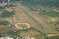 Libourne Artigues-de-Lussac Airport, Libourne France (LFDI) - verticale - by Jean Goubet-FRENCHSKY