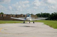 Bartow Municipal Airport (BOW) - Ryan Navion at Bartow Municipal Airport, Bartow, FL - by scotch-canadian