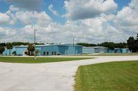 Lakeland Linder Regional Airport (LAL) - Hangars at Lakeland Linder Regional Airport, Lakeland, FL - by scotch-canadian