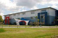 Lakeland Linder Regional Airport (LAL) - Central Florida Aerospace Academy at Lakeland Linder Regional Airport, Lakeland, FL - by scotch-canadian