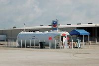 Bartow Municipal Airport (BOW) - Self Service Fuel at Bartow Municipal Airport, Bartow, FL - by scotch-canadian