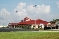 Bartow Municipal Airport (BOW) - Terminal Building at Bartow Municipal Airport, Bartow, FL - by scotch-canadian