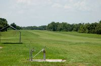 Chalet Suzanne Air Strip Airport (X25) - Runway 18/36 at Chalet Suzanne Air Strip, Lake Wales, NY - by scotch-canadian