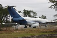 Cecil Airport (VQQ) - Ex MGM 727 at Cecil - by Florida Metal