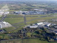 Hawarden Airport, Chester, England United Kingdom (EGNR) photo