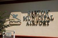 Bartow Municipal Airport (BOW) - Sign at Bartow Municipal Airport, Bartow, FL - by scotch-canadian