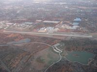 Griffith-merrillville Airport (05C) - Looking north from 2500' - by Bob Simmermon