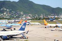 Princess Juliana International Airport, Philipsburg, Sint Maarten Netherlands Antilles (TNCM) - TNCM - by Sheep Gang