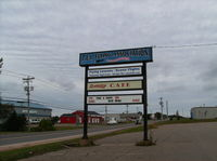 Charlottetown Airport - Charlottetown Airport, PEI, Canada - by Peter Pasieka