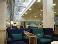 Helsinki-Vantaa Airport, Vantaa Finland (EFHK) - SAS Lounge at Vantaa - by Micha Lueck