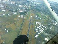 Portland-hillsboro Airport (HIO) - Portland-Hillsboro Airport as seen from a C172 - by A.Shearer