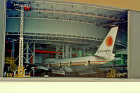 Miami International Airport (MIA) - National Maintenance Hanger @ MIA - by Kenny Ganz