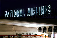 Miami International Airport (MIA) - National Airlines - by Kenny Ganz
