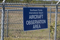 Southwest Florida International Airport (RSW) - Thank you Lee County Port Authority - by Mauricio Morro