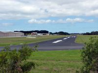 Tyabb Airport - Runway 17 at Tyabb - by red750