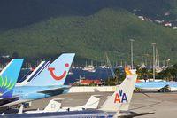 Princess Juliana International Airport, Philipsburg, Sint Maarten Netherlands Antilles (TNCM) photo