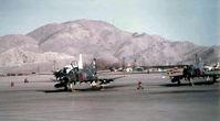 Southern California Logistics Airport (VCV) - GAF F-4F Jan 1975 - by Ronald Barker