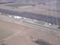 Clinton Field Airport (I66) - clinton county airport   - by christian maurer