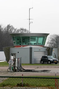 Hilversum Airport, Hilversum Netherlands (EHHV) - Controltower of EHHV. - by Connector