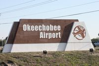 Okeechobee County Airport (OBE) - OkeeChobee Airport - by Florida Metal