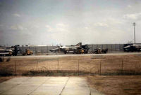 Khorat Air Force Base - F-4E Korat Feb 1973 - by Ronald Barker