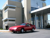 Spartanburg Downtown Memorial Airport (SPA) - Terminal - streetside - by John S. Anderson
