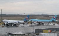 Vienna International Airport, Vienna Austria (LOWW) - Cargo 747s - by Andreas Ranner