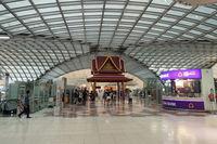 Suvarnabhumi Airport (New Bangkok International Airport), Samut Prakan (near Bangkok) Thailand (VTBS) photo
