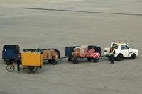 Xi'an Xianyang International Airport - At Xi'an - by Micha Lueck