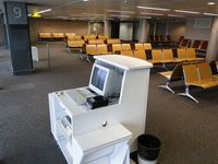 Bordeaux Airport, Merignac Airport France (LFBD) - gate 9 terminal A - by Jean Goubet-FRENCHSKY