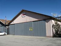 Santa Paula Airport (SZP) - Large hangar FOR SALE with handy location. 28 Beech Taxi. - by Doug Robertson