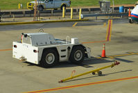 Hartsfield - Jackson Atlanta International Airport (ATL) - Aircraft tug #8 - by Ronald Barker