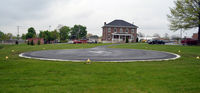 The Gettysburg Hospital Heliport (PA11) - Helo pad - by Ronald Barker