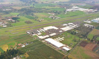 Aurora State Airport (UAO) - As seen from a Sport Cub - by A.Shearer