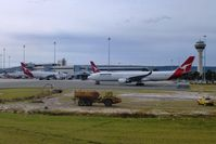 Perth International Airport - Perth is the capital & largest city in Western Australia - by Jean M Braun