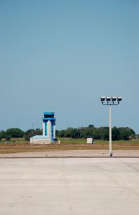 Hernando County Airport (BKV) - New Control Tower at Hernando County Airport, Brooksville, FL   - by scotch-canadian
