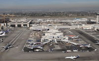 Los Angeles International Airport (LAX) - American Airlines Terminal 4 at Los Angeles International. - by Mark Kalfas