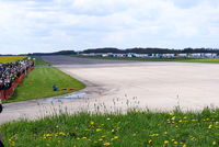 X3BR Airport - The runway at Bruntingthorpe - by Chris Hall