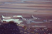 Mc Carran International Airport (LAS) - JANET birds at the Gold Coast Terminal in Las Vegas/KLAS.  - by Mark Kalfas